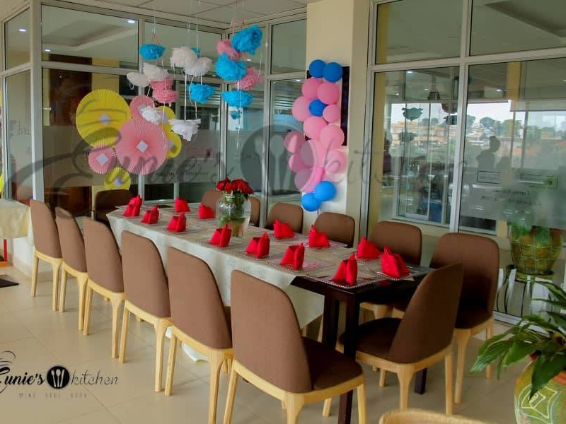 28th April Baby shower