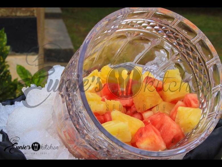Fruits jar
