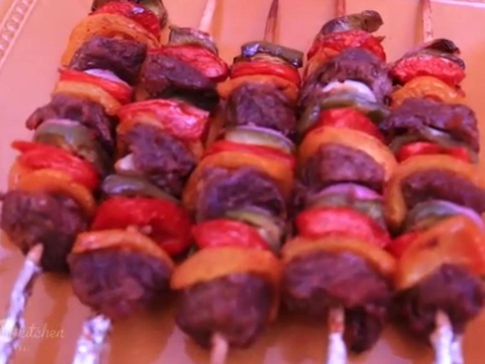 Beef Kobabs