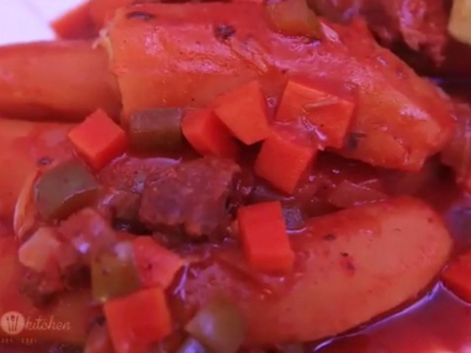 Beef Katogo